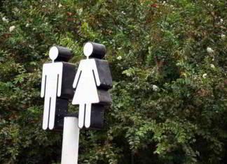Notfall-Toilette