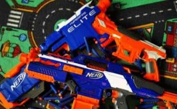 HASBRO NERF Spielzeugwaffen