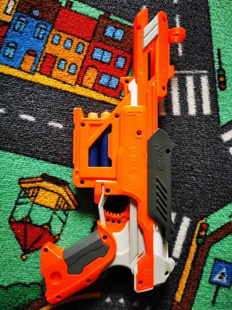 NERF toy weapons 002