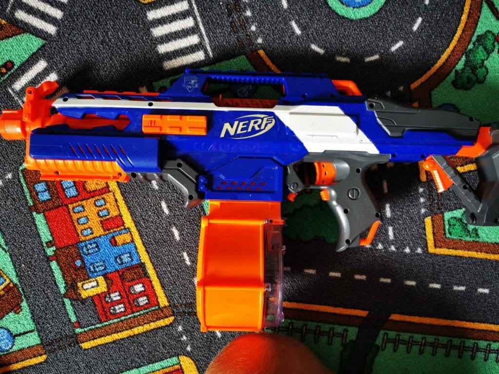 NERF toy weapons 005