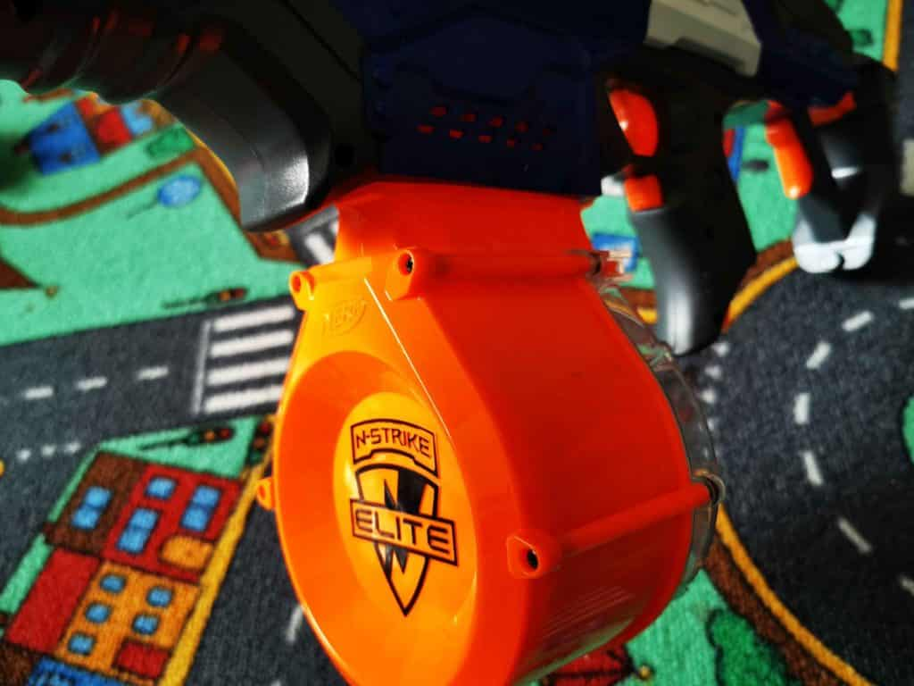 NERF toy weapons 007