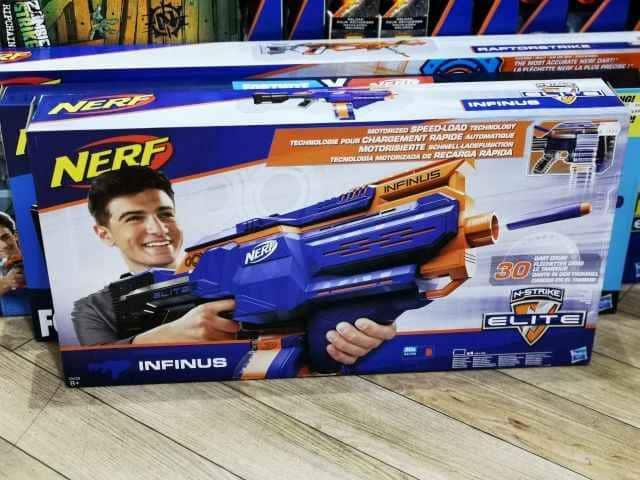 Ratgeber: NERF Spielzeugwaffen