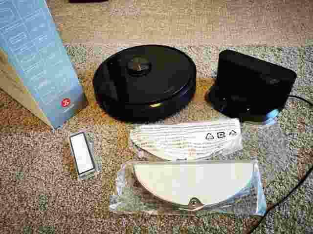 Xiaomi Roborock S6 04 Roomba 980