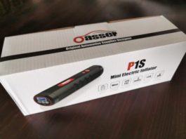 Oasser P1S elektrische Luftpumpe