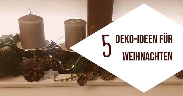 Jul: 5 DIY Deco DIY-ideer