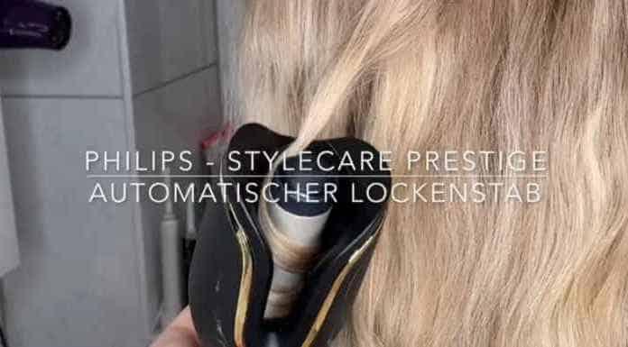 tomatischer Lockenstab StyleCare Prestige von Philips