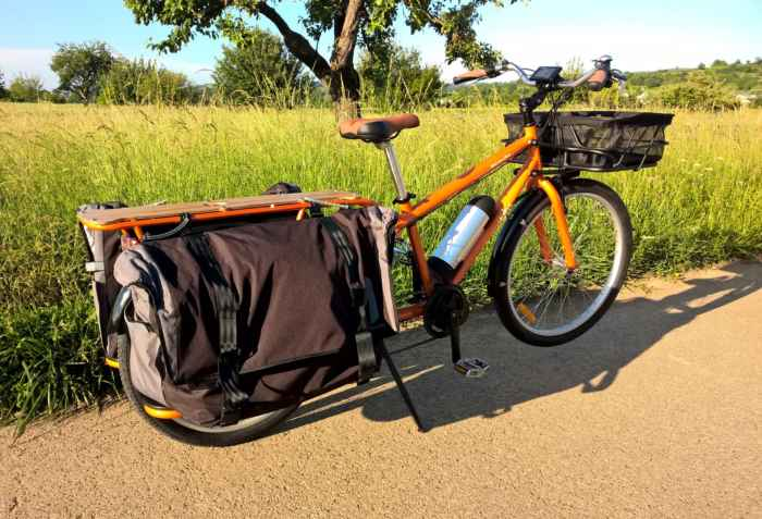 Buy cargo bike Guide for transportation by bike