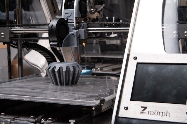 3d printer component