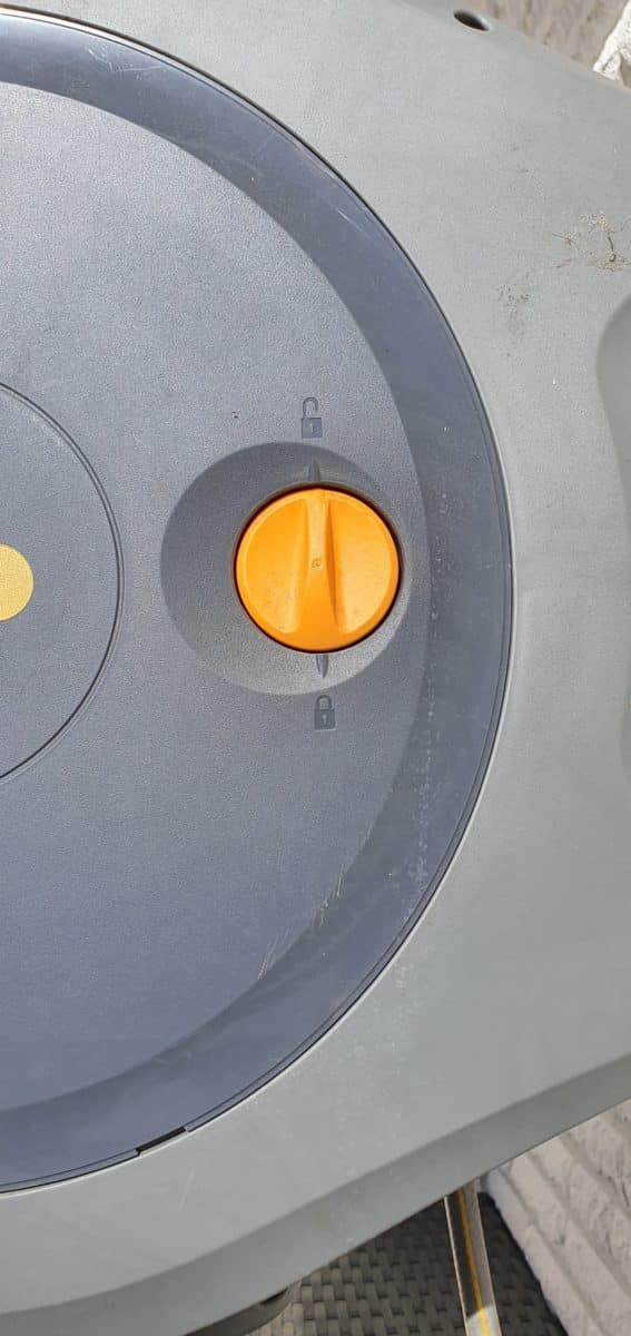 Hozelock Wandschlauchbox mit Aufroll-System