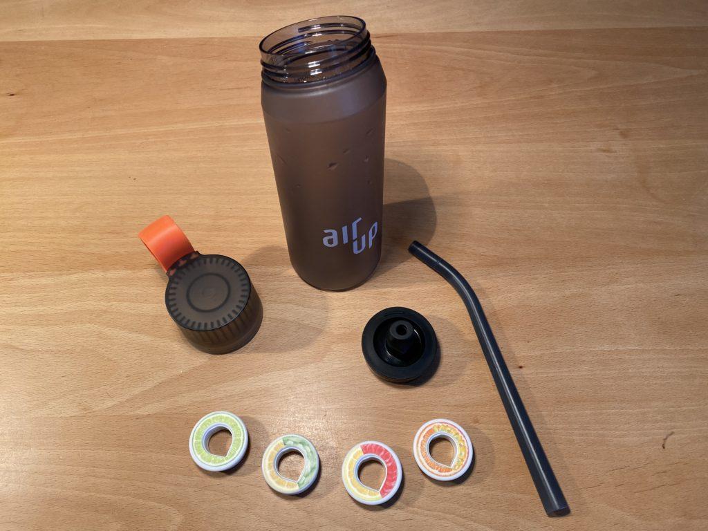 Set de iniciación con botella para beber Air Up