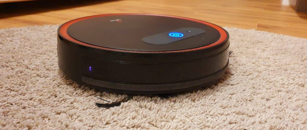 Lefant T700 vacuum robot with mopping function