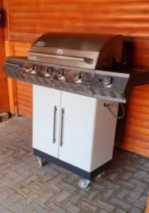 Guide: Landmann gas grill | Up to 5 gas burners for perfect grilling