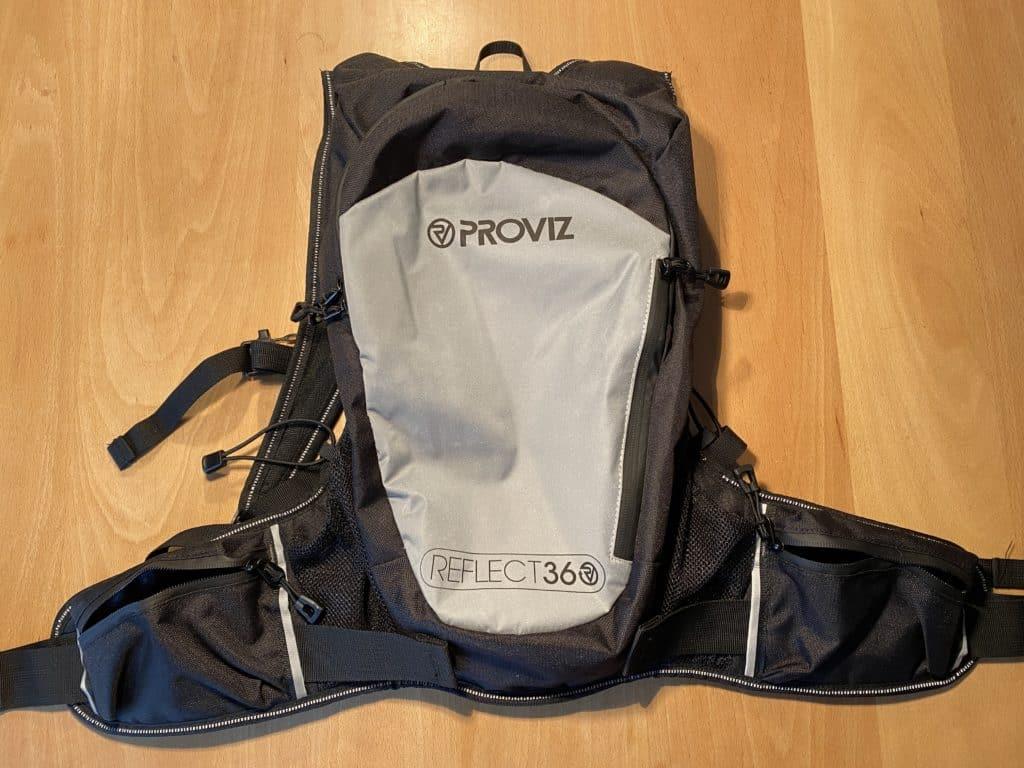 Σακίδιο για τρέξιμο Proviz Reflect 360